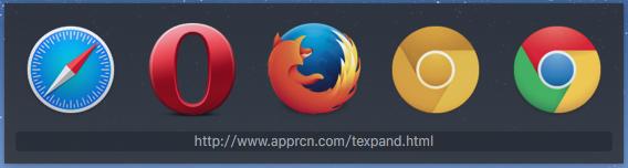 Buffet - 打开外部链接时选择不同浏览器[OS X]丨www.apprcn.com 反斗软件