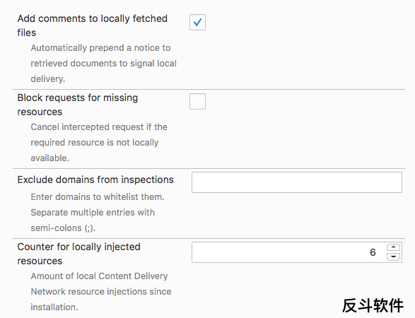 Decentraleyes - 使用本地 CDN 库文件加快网页加载速度[Firefox 扩展]丨www.apprcn.com 反斗软件