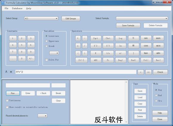 Formula Calculator - 公式计算器丨www.apprcn.com 反斗软件