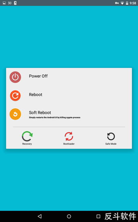 Material Power Menu - 丰富你的电源关机选项[Android]丨www.apprcn.com 反斗软件
