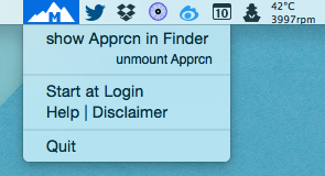 Mounty for NTFS - 让 NTFS 格式卷可以进行读写操作[OS X]丨www.apprcn.com 反斗软件
