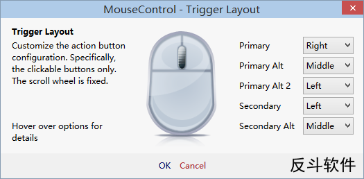 MouseControl - 使用鼠标滚轮切换标签页[Firefox 扩展]丨www.apprcn.com 反斗软件