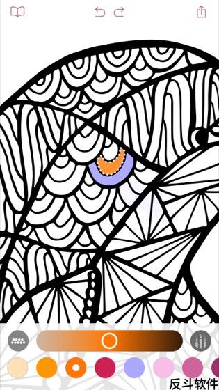 Pigment - 在手机上玩涂色[iPhone]丨反斗软件 www.apprcn.com