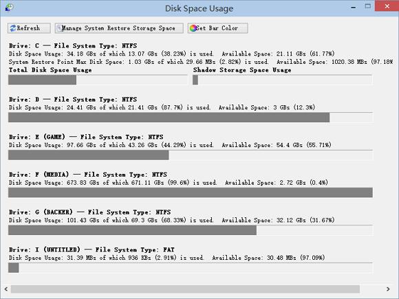 Restore Point Creator - 快速创建系统还原点丨www.apprcn.com 反斗软件