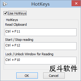 Screen Reader - 鼠标屏幕朗读丨www.apprcn.com 反斗软件