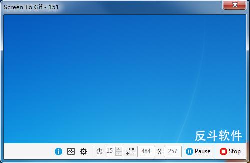 ScreenToGif - 录屏并保存为 GIF 动画丨www.apprcn.com 反斗软件