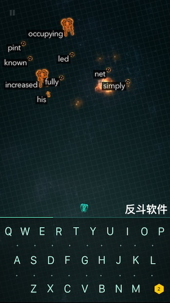 ZType - 打字训练游戏[iOS]丨反斗软件 www.apprcn.com