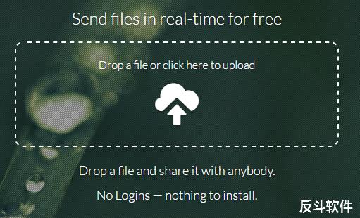 dewdrop.io - 随时上传随时下载的文件分享服务[Web]丨www.apprcn.com 反斗软件